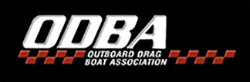 Official Site of the Outboard Drag Boat Association Logo